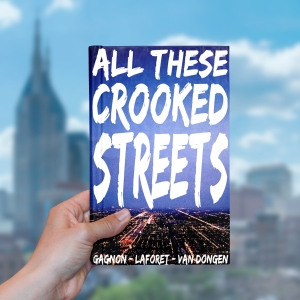All These Crooked Streets crime soties Author Edmond Gagnon