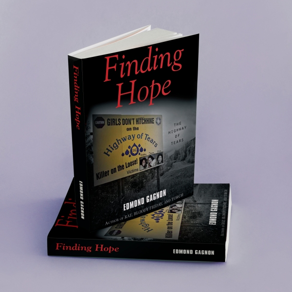Finding Hope Author Edmond Gagnon
